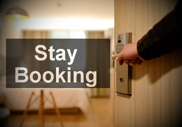 Stay - accommodation booking